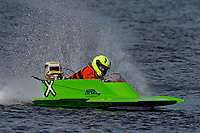 X      (Outboard Hydroplanes)
