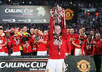 100228 Aston Villa v Manchester Utd