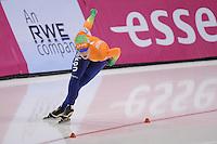 SCHAATSEN: SALT LAKE CITY: Utah Olympic Oval, 15-11-2013, Essent ISU World Cup, 3000m, Antoinette de Jong (NED), ©foto Martin de Jong