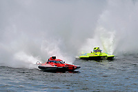 "Andrew Tate, GP-101 ""Fat Chance Too"", Mathew Daoust, GP-9 (Grand Prix Hydroplane(s)"