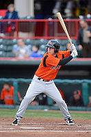 Bowie Baysox third baseman Ty Kelly #22 during a game against the Erie Seawolves on April 23, 2013 at Jerry Uht Park in Erie, Pennsylvania.  Erie defeated Bowie 4-1.  (Mike Janes/Four Seam Images)