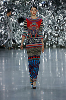 Naeem Khan RTW Spring 2019<br /> at New York Fashion Week<br /> in New York, USA on September 12, 2018.<br /> CAP/GOL<br /> ©GOL/Capital Pictures