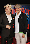 HOLLYWOOD, CA - OCTOBER 29: John C. Reilly and Will Ferrell  arrive at the Los Angeles premiere of 'Wreck-It Ralph' at the El Capitan Theatre on October 29, 2012 in Hollywood, California.
