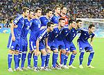 Bosnia Herzegovina team group line-up (BIH),<br /> JUNE 15, 2014 - Football / Soccer : FIFA World Cup Brazil 2014 Group F match between Argentina 2-1 Bosnia Herzegovina at Estadio do Maracana in Rio de Janeiro, Brazil.<br /> (Photo by Song Seak-In/AFLO)