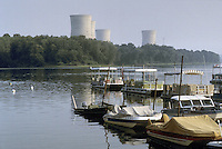 - Three Mile Island nuclear power plant....- centrale nucleare di Three Mile Island
