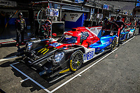 #23 PANIS BARTHEZ COMPETITION (FRA) ORECA 07 GIBSON LMP2 RENE BINDER (AUT) WILLIAM STEVENS (GBR) JULIEN CANAL (FRA)