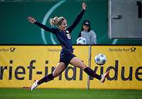 Kacey Whith. US Women's National Team defeated Germany 1-0 at Impuls Arena in Augsburg, Germany on October 29, 2009.
