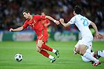 EM Fotos Fussball UEFA Europameisterschaft 2008: Portugal - Tuerkei