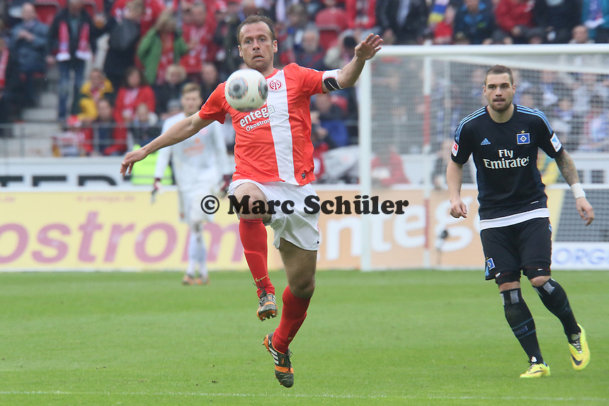 Nikolce Noveski (Mainz) - 1. FSV Mainz 05 vs. Hamburger SV, Coface Arena, 34. Spieltag