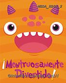 Dreams, CHILDREN BOOKS, BIRTHDAY, GEBURTSTAG, CUMPLEAÑOS, paintings+++++,MEDAHB03/2,#BI#, EVERYDAY ,monster