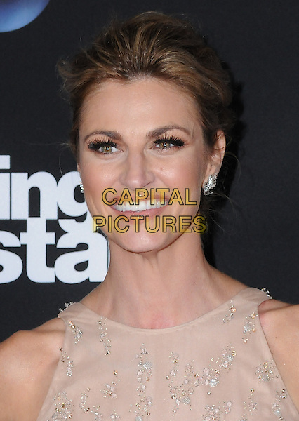 22 November 2016 - Los Angeles, California. Erin Andrews. ABC's &quot;Dancing With The Stars&quot; Season 23 Finale held at The Grove. <br /> CAP/ADM/BT<br /> &copy;BT/ADM/Capital Pictures