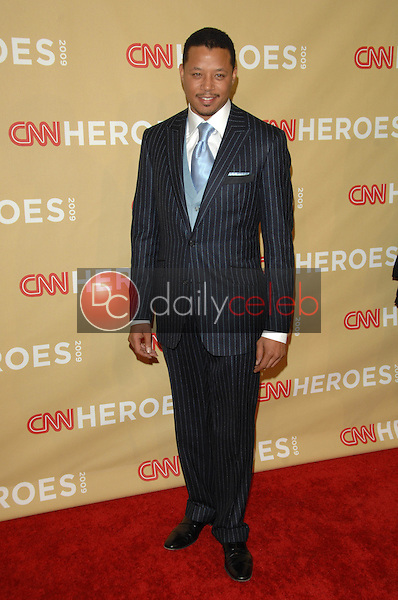 """Terrence Howard<br /> at the """"CNN Heroes: An All-Star Tribute,"""" Kodak Theater, Hollywood, CA. 11-21-09<br /> David Edwards/DailyCeleb.Com 818-249-4998"""