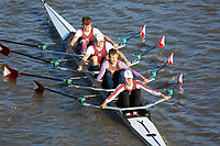 Crew: 205  SGC (A)  St George's College (S Owen)  4x- Jun Chall<br /> <br /> Fours Head of the River 2018<br /> <br /> To purchase this photo, or to see pricing information for Prints and Downloads, click the blue 'Add to Cart' button at the top-right of the page.
