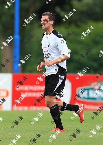 2010-07-25 / Voetbal / seizoen 2010-2011 / Vlimmeren Sport / Steven Van Rooy..Foto: mpics