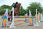 Class 5. British showjumping. Brook Farm training centre. Essex. 12/05/2018. ~ MANDATORY Credit Garry Bowden/Sportinpictures - NO UNAUTHORISED USE - 07837 394578