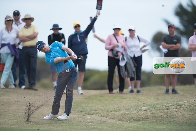 David Law (SCO) during the final round of the VIC Open, 13th Beech, Barwon Heads, Victoria, Australia. 09/02/2019.<br /> Picture Anthony Powter / Golffile.ie<br /> <br /> All photo usage must carry mandatory copyright credit (© Golffile | Anthony Powter)