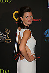 The Bodl and The Beautiful - Heather Tom - supporting actress nominee and is a presenter at the 38th Annual Daytime Entertainment Emmy Awards 2011 held on June 19, 2011 at the Las Vegas Hilton, Las Vegas, Nevada. (Photo by Sue Coflin/Max Photos)