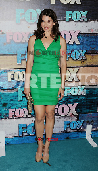 WEST HOLLYWOOD, CA - JULY 23: Dorian Brown arrives at the FOX All-Star Party on July 23, 2012 in West Hollywood, California. / NortePhoto.com<br />