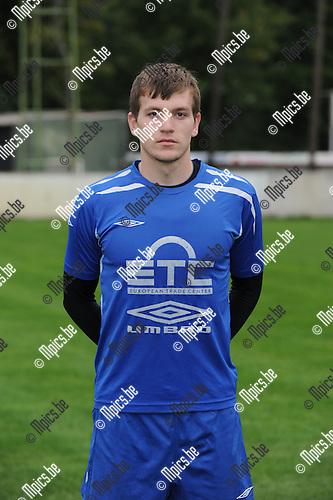 2011-07-27 / Voetbal / seizoen 2011-2012 / SK Rapid Leest / Bernard..Foto: mpics