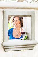Portraits of Amelia Ceja - Ceja Vineyards - 2012