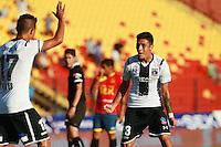 Clausura  2015 Unión Española vs Colo Colo