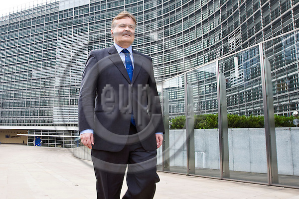 BRUSSELS - BELGIUM - 12 JUNE 2012 -- Timo PESONEN, Head of the Cabinet of the EU-Commissioner in charge of Economic and Monetary Affairs and the Euro. --  PHOTO: Juha ROININEN /  EUP-IMAGES