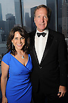 Maria and Neil Bush at the Memorial Hermann Circle of Life Gala at the Hilton Americas Hotel Saturday April 11, 2015.(Dave Rossman photo)