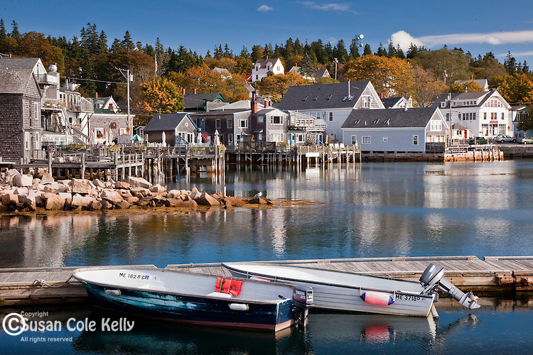Autumn in Stonington, ME