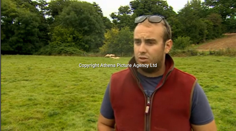 Pictured: Tom Hadley.<br />