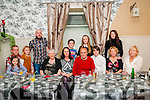 40th Birthday : Joanne Riordan, Dromerin, Listowel celebrating her 40th birthday with family & friends at Eabha Joan's Restaurant, Listowel on Saturday night last.