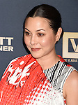 HOLLYWOOD, CA - SEPTEMBER 08: Actress/model China Chow arrives at the Premiere Of The Vladar Company's 'Jeremy Scott: The People's Designer' at TCL Chinese 6 Theatres on September 8, 2015 in Hollywood, California.