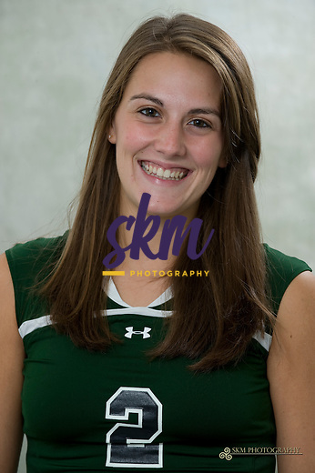 Fall sports head shots - Women's VolleyballFall sports head shots - Women's Volleyball