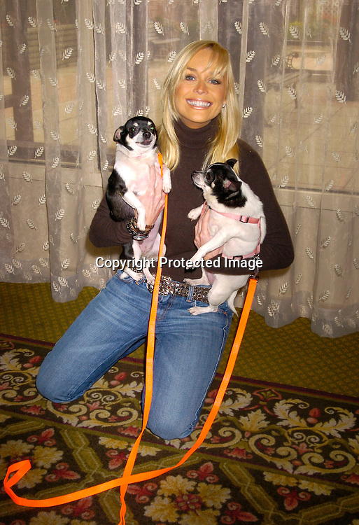 "Catherine Hickland and Marci and Charlotte ..at the  37th Annual  ""Going Home""  Luncheon for Animal Haven on October 17, 2004 at the Sheraton LaGuardia East...Photo by Robin Platzer, Twin Images"