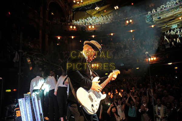 LONDON, ENGLAND - JANUARY 25: Matt Goss performing at the London Palladium on January 25, 2015 in London, England.<br /> CAP/MAR<br /> &copy; Martin Harris/Capital Pictures