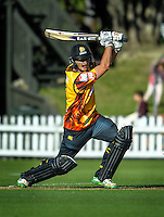 151125 Twenty20 Cricket - Wellington Firebirds v Otago Volts