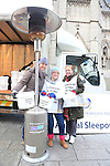 Homeless Aid Sleepout 2014
