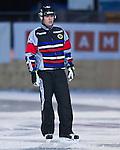 Bollnäs 2013-02-17 Bandy SM-kvartsfinal , Bollnäs GIF - Edsbyns IF :  .Domare Keijo Hyvärinen.(Byline: Foto: Kenta Jönsson) Nyckelord:  porträtt portrait
