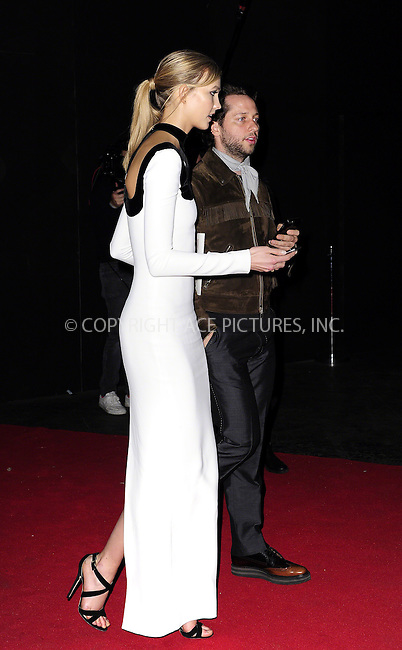 WWW.ACEPIXS.COM<br /> <br /> February 26 2015, London<br /> <br /> Karlie Kloss at The BRIT Awards 2015 Universal Music party on February 26 2015 in London<br /> <br /> By Line: Famous/ACE Pictures<br /> <br /> <br /> ACE Pictures, Inc.<br /> tel: 646 769 0430<br /> Email: info@acepixs.com<br /> www.acepixs.com