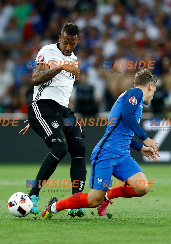 Jerome Boateng (Germany) <br /> Marseille 07-07-2016 Stade Velodrome Football Euro2016 Germany - France / Germania - Francia Semi-finals / Semifinali <br /> Foto Matteo Ciambelli / Insidefoto