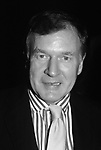 Bill Daily photographed in 1984 in New York City.