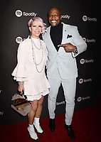 LOS ANGELES, CA - FEBRUARY 07: Rebecca King-Crews (L) and Terry Crews attend Spotify's Best New Artist Party at the Hammer Museum on February 07, 2019 in Los Angeles, California.<br /> CAP/ROT/TM<br /> ©TM/ROT/Capital Pictures