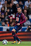 Anaitz Arbilla Zabala of SD Eibar during the La Liga 2017-18 match between Real Madrid and SD Eibar at Estadio Santiago Bernabeu on 22 October 2017 in Madrid, Spain. Photo by Diego Gonzalez / Power Sport Images