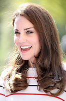 19 April 2017 - London, England - Princess Kate Duchess of Cambridge, Alex Stanley at a reception for runners from Team Heads Together ahead of the 2017 Virgin Money London Marathon at Kensington Palace London. Photo Credit: ALPR/AdMedia