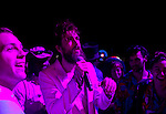 Edward Sharpe and the Magnetic Zeros perform at The Wakarusa Music festival