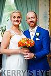 Deirdre Fitzgibbon and Niall Mason were married at a Civil Ceremony in Ballyseedy Castle on Friday 20th October 2017