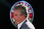 Fussball Bundesliga, Saison 2008/2009: Jupp Heynckes ist neuer Trainer beim FC Bayern Muenchen