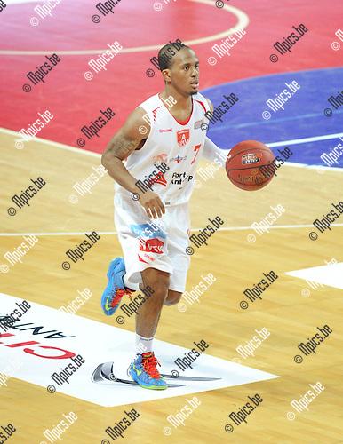 2013-11-02 / Basketbal / seizoen 2013-2014 / Antwerp Giants / Frank Turner<br /><br />Foto: Mpics.be