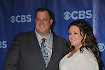 "Billy Gardell and Melissa McCarthy - ""Mike & Molly"" at the CBS Upfront 2011 on May 18, 2011 at Lincoln Center, New York City, New York. (Photo by Sue Coflin/Max Photos)"