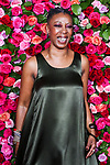 NEW YORK, NY - JUNE 10:  Noma Dumezweni  attends the 72nd Annual Tony Awards at Radio City Music Hall on June 10, 2018 in New York City.  (Photo by Walter McBride/WireImage)
