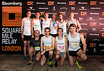 Awards Ceremony - Bloomberg Square Mile Relay London 2017